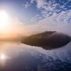 Morgens im Sauerland