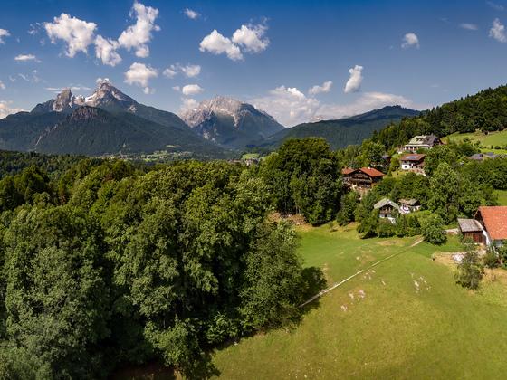 Alpen Idylle