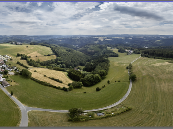Panorama mit Yuneec Typhoon H plus