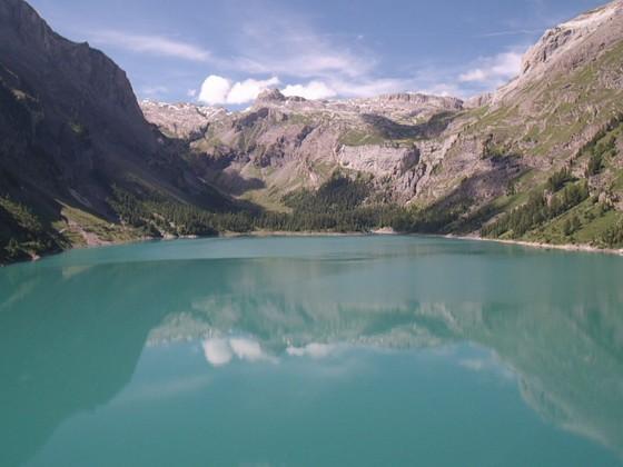 Lac de Tseuzier (Der Unaussprechliche)