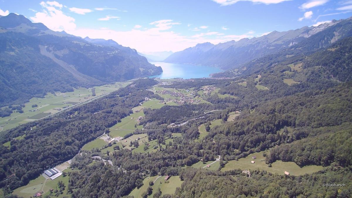 Schweiz Brienzersee