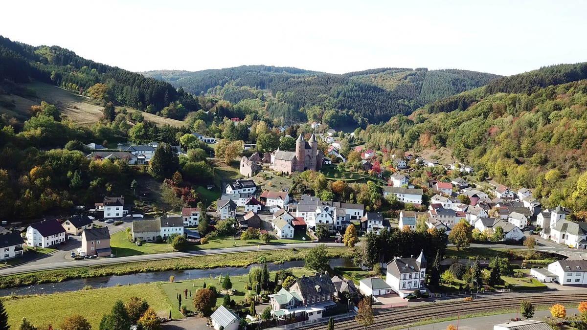 Bertradaburg Mürlenbach