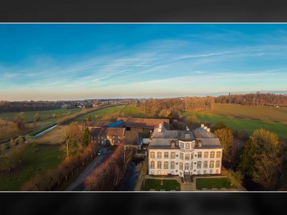Panorama Schloss Zweibrüggen
