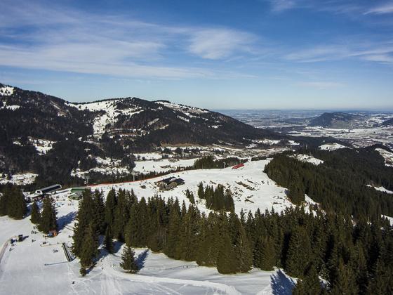 Skigebiet Allgäu Ofterschwanger Horn