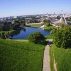 Olympiagelände München - Hubsan H501S