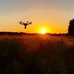 """Sonnenuntergang mit dem """"H"""""""