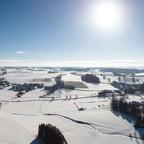 Wintersonne