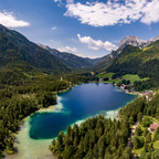 Sommer am Hintersee