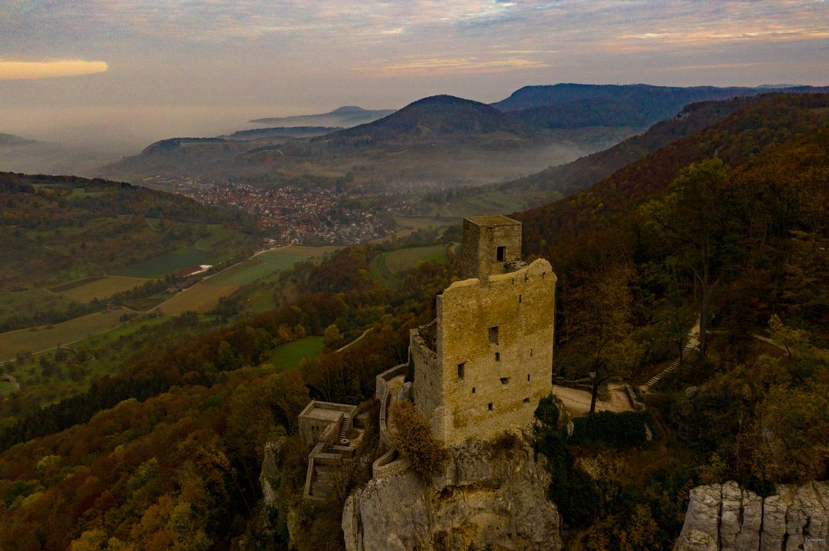 Ruine Reußenstein 2