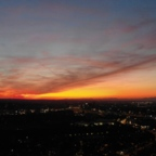 Sonnenuntergang über Basel (Mavic 2 Enterprise Dual) 3