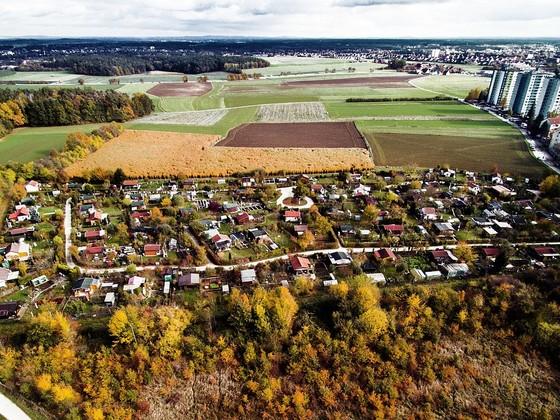 Kleingartenverein Eichwasen 1996