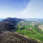 Ruine Diepoldsburg - interaktives Panorama
