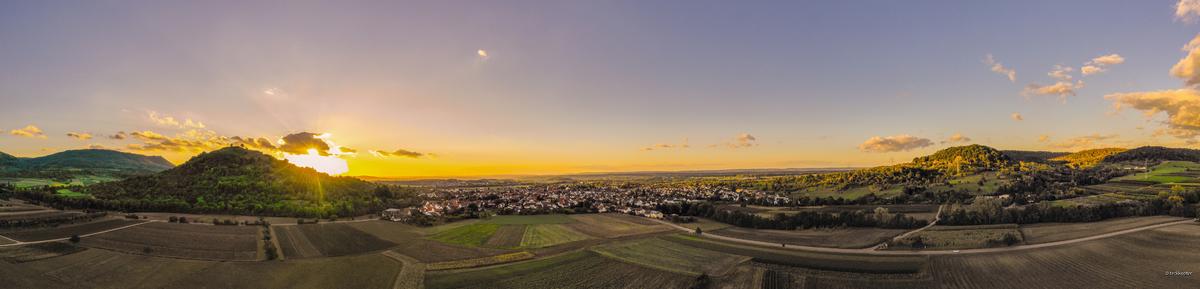 Weilheim mit Hausberg Limburg