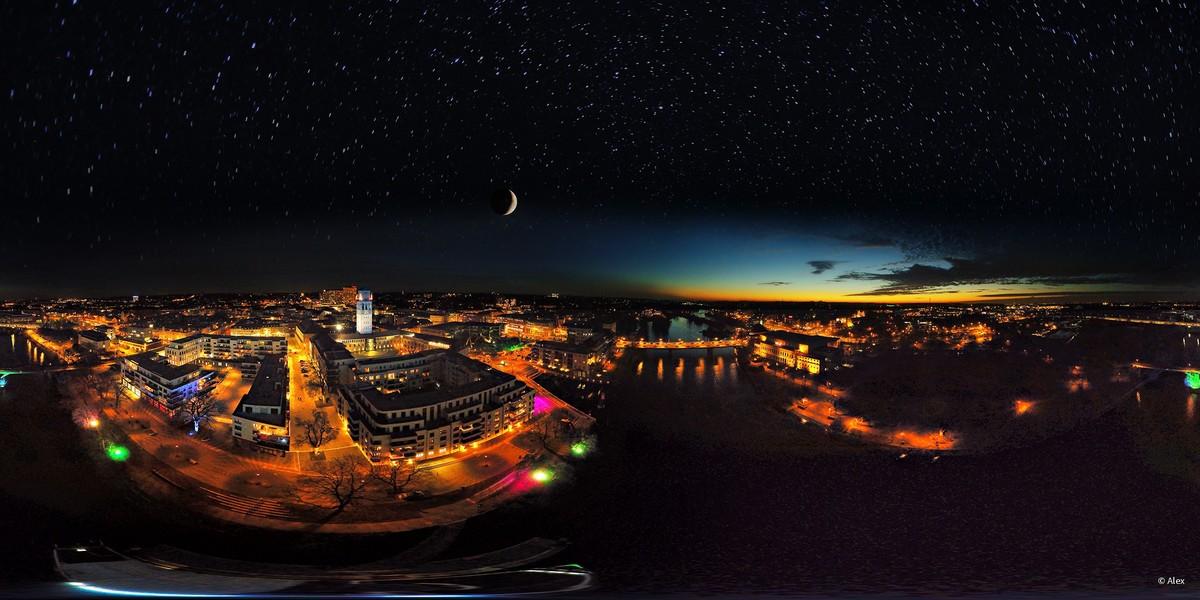 360 Grad Panorama - Mülheim an der Ruhr