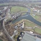 #Luftbild Hattingen an der Ruhr