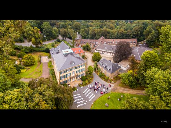 Schloss Schellenberg - Wettbewerb von Teckkopter