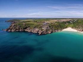 Cornwall's Küste
