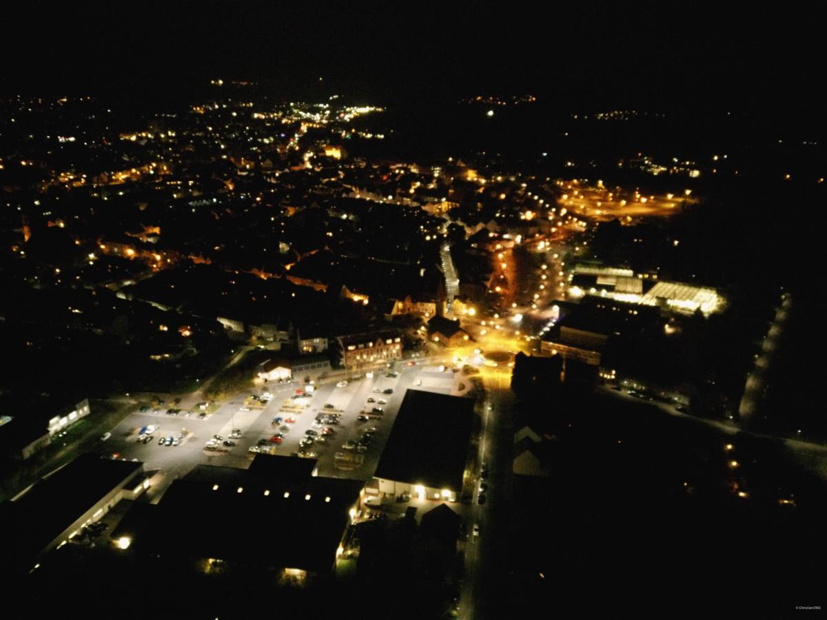 Eschwege by Night