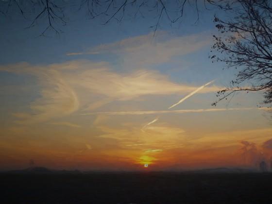 Sonnenaufgang Impressionen