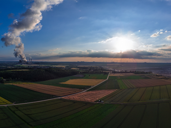 Panorama von der C23 - Typhoon H Plus