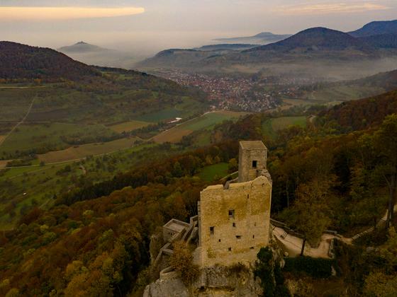 Ruine Reußenstein 1