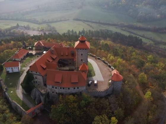 Veste Wachsenburg bei Holzhausen Thüringen